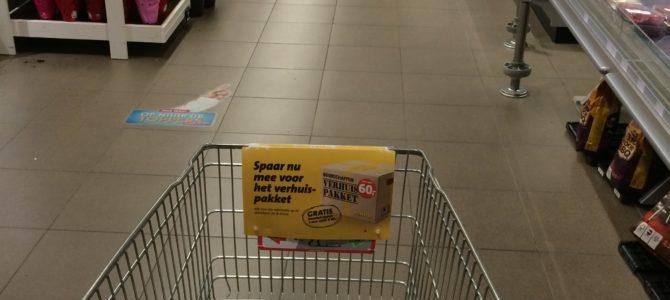 在荷蘭洗臉,跟想像中完全不一樣